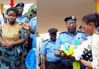 mpbase gist: 26 year old woman steals a 3-week-old baby in Osun state after years of barrenness