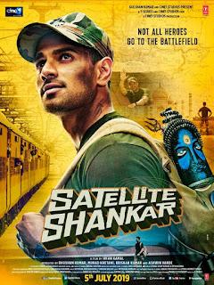 Satellite Shankar First Look Poster 2