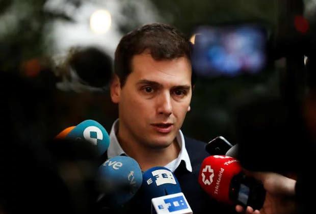 Albert Rivera: Zapatero da vergüenza ajena legitimando la tiranía de Maduro