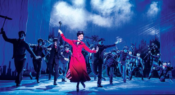 , Mary Poppins at Wales Millennium Centre, Practically Perfect in Every Way!