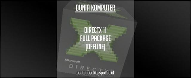 DirectX 11 Full Package (Offline)
