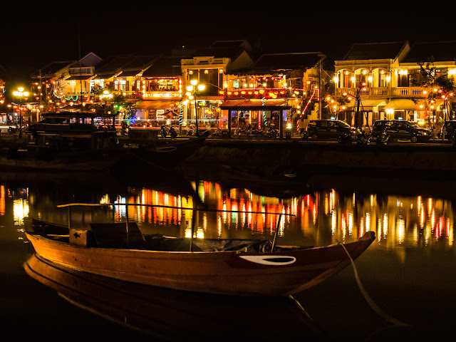 Night Market Hoi An