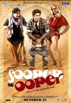 Sooper Se Ooper 2013 DVDRip 700mb