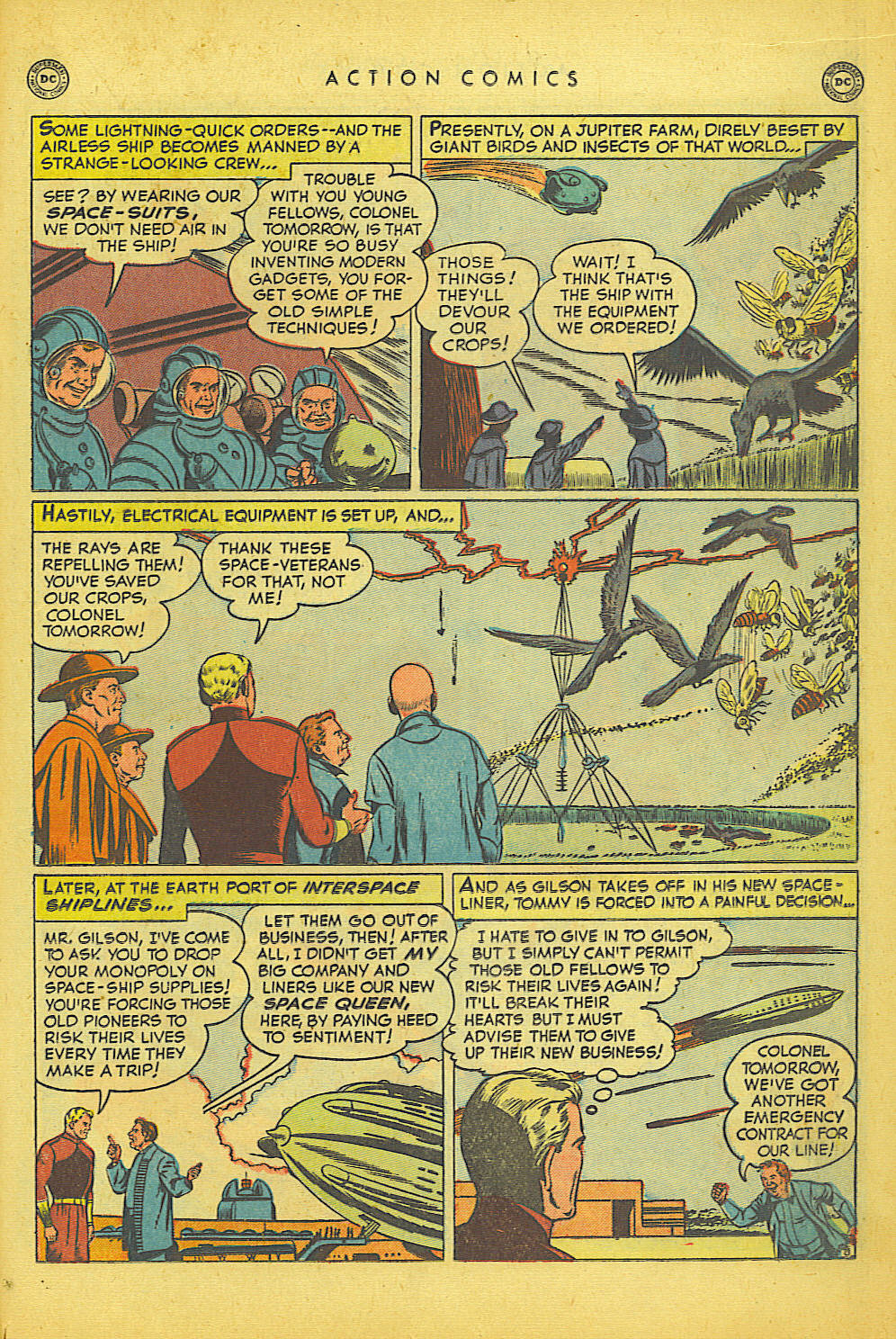 Read online Action Comics (1938) comic -  Issue #150 - 18