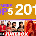 DECEMBER TOP 5 VIDEO JUKEBOX LISTS