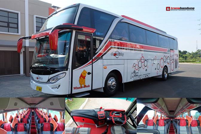 bus shd trans Bandung