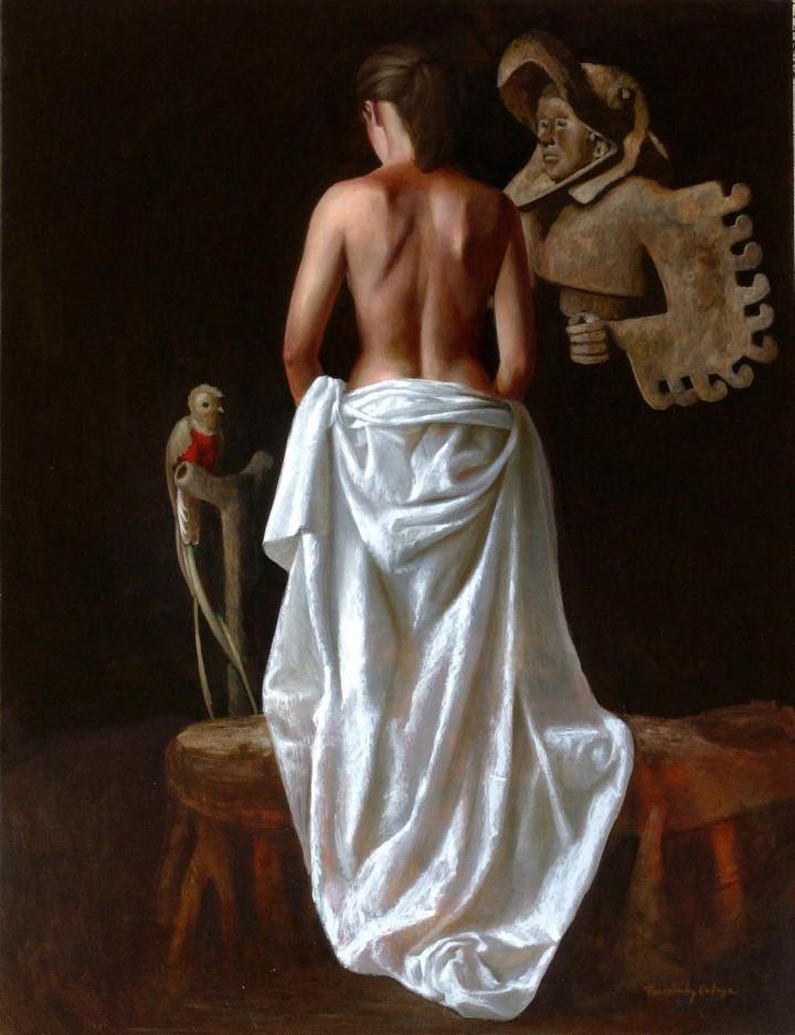 Ricardo Fernandez Ortega. Современный художник-сюрреалист 21