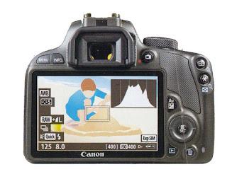 LCD Kamera