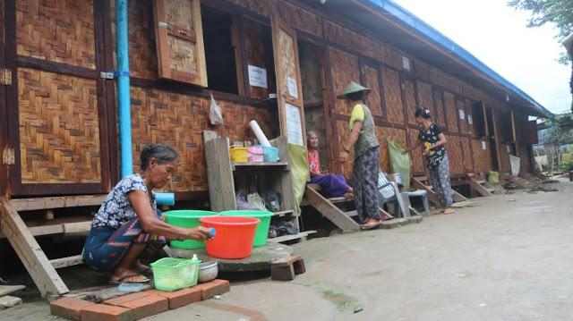 ေကဇြန္ေႏြး (Myanmar Now) ● အိမ္ျပန္ခ်င္သည့္ ကခ်င္တုိင္းရင္းသားဒုကၡသည္မ်ား (႐ုပ္သံ)