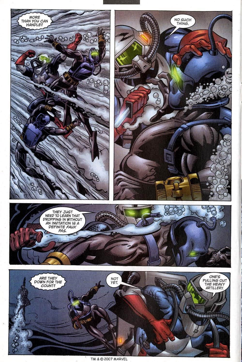 Captain America (1998) Issue #46 #53 - English 14