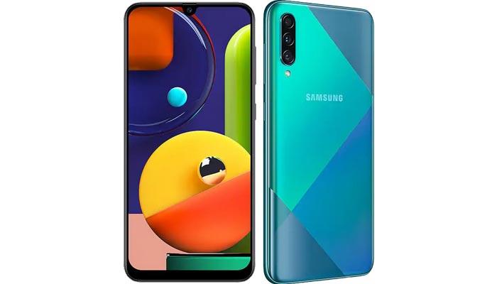 Harga Samsung Galaxy A50s & Spesifikasi