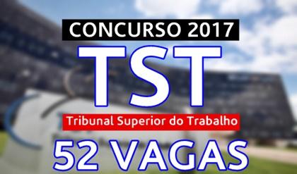Apostila concurso TST 2017