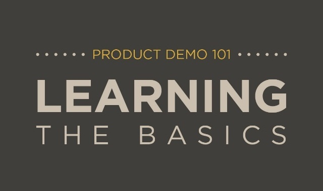 Product Demo 101: Learning the Basics