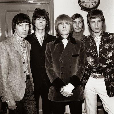 Rolling Stones Paint it, Black ou  Paint it Black