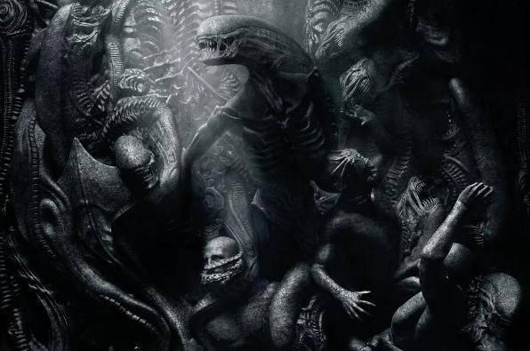 gambaran wujud Alien dari masa ke masa dari reptil seram sampai cumi gurita