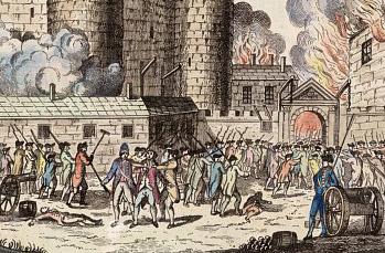 La période révolutionnaire à la Foye