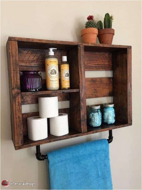 Handcrafts For Bathroom 4