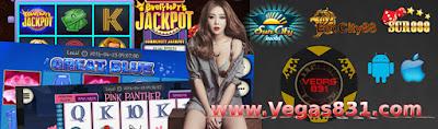 Vegas831 Malaysia & Singapore Online Casino