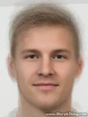 Average Finnish Face
