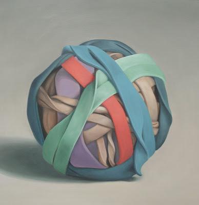Sandy Wilcox, Rubber Band Ball #10