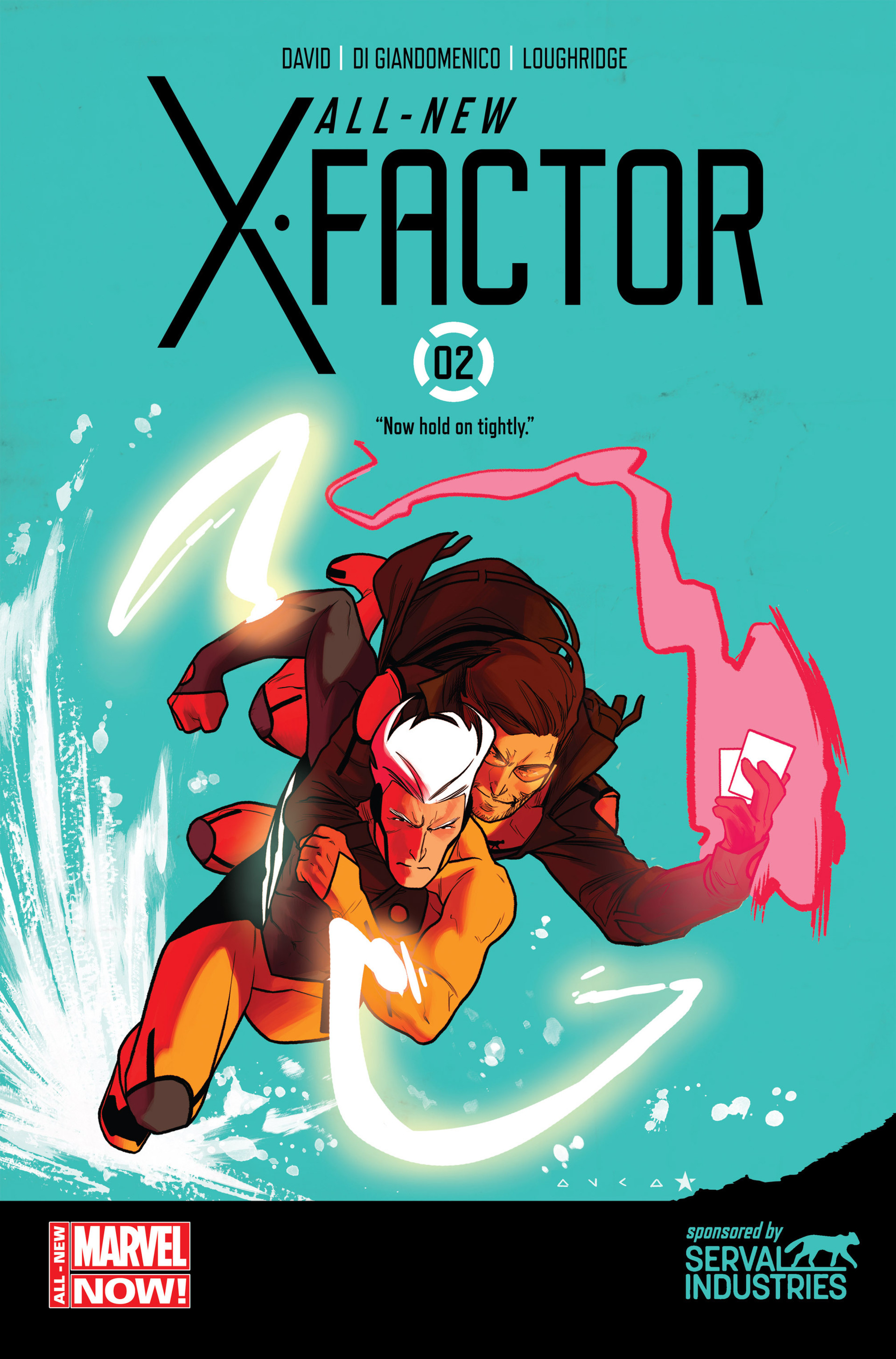 Read online All-New X-Factor comic -  Issue #2 - 1