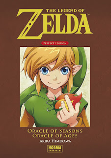 Perfect Edition: Oracle of seasons y Oracle of ages