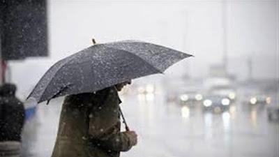 طقس اليوم, الامطار الرعدية, القاهرة, الجيزة, حالة الجو, درجات الحرارة اليوم,