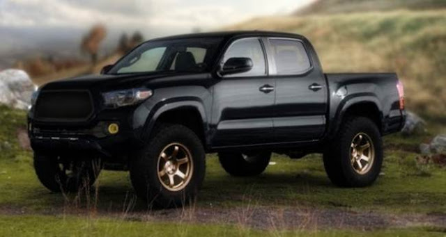 2018 Toyota Tacoma TRD Pro Release Date