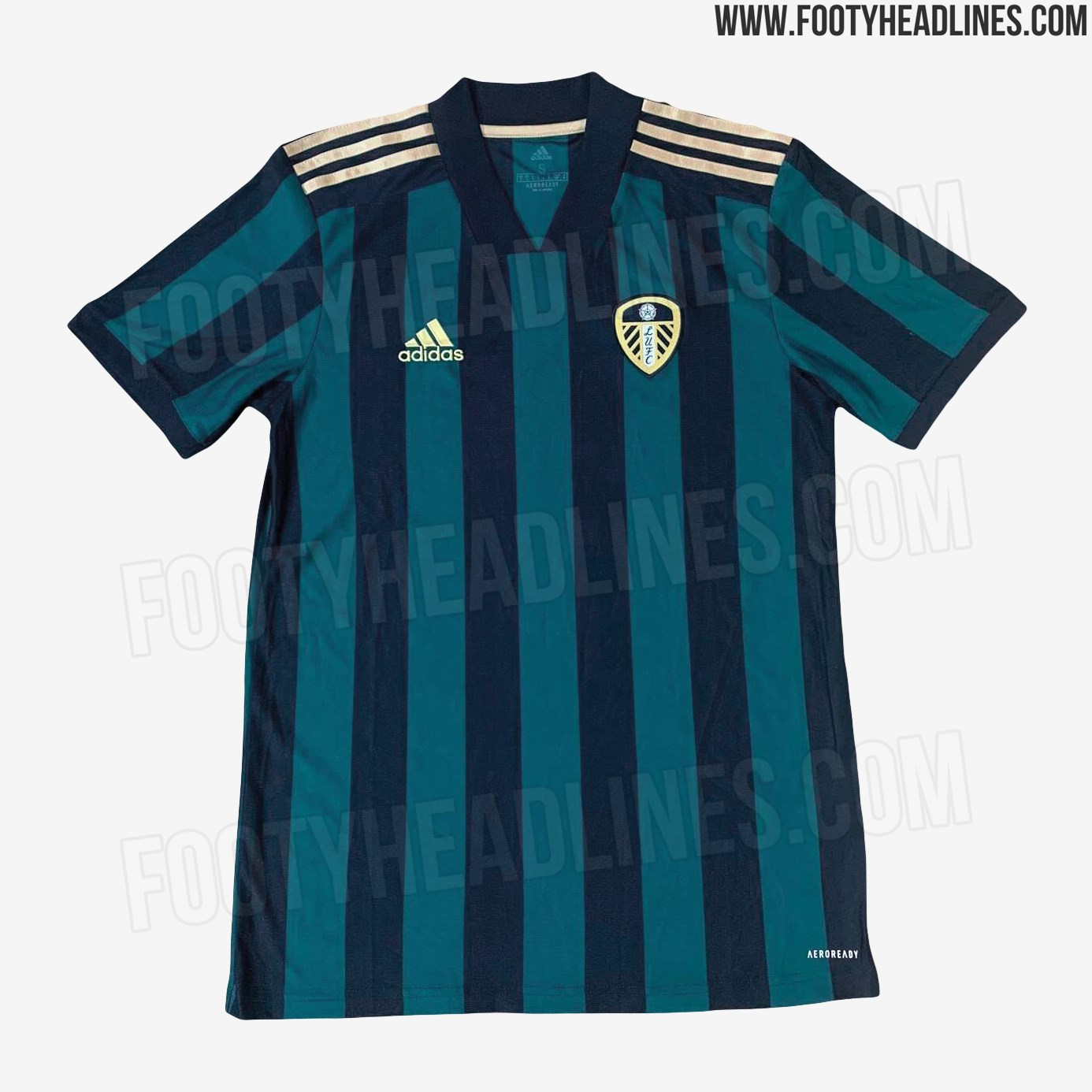 Update: Adidas Leeds United 20-21 Premier League (?) Away ...
