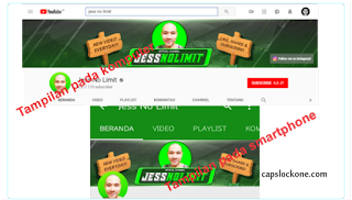 Cara Membuat Header Banner Youtube Dengan Mudah