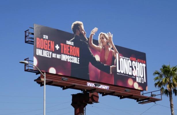 Long Shot film billboard