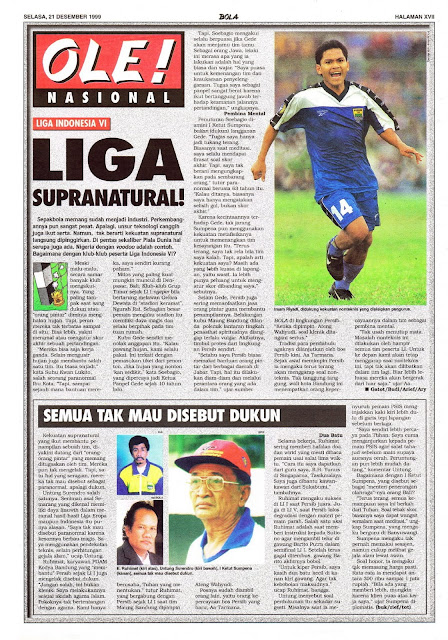 LIGA INDONESIA VI LIGA SUPRANATURAL