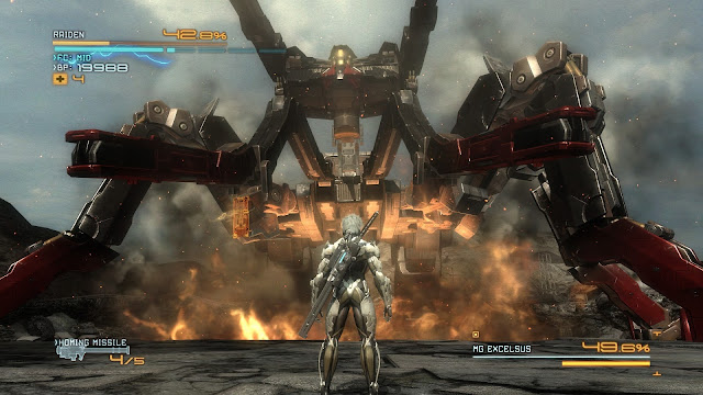 Metal Gear Rising Revengeance Full Version