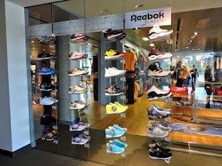 Reebok HQ - company store