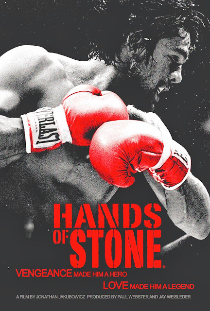 Film Hands of Stone (2016)