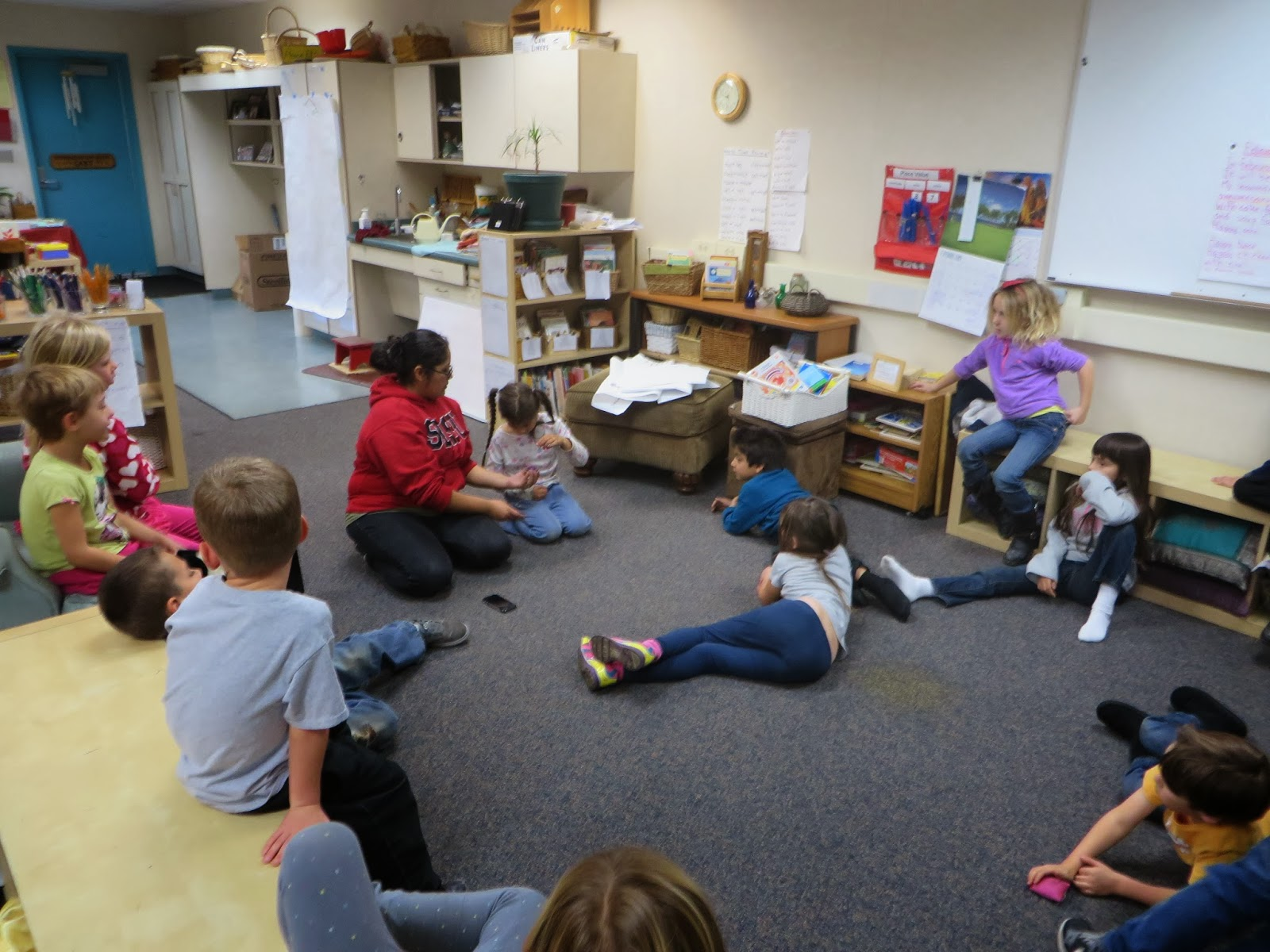Our Kindergarten Community The Forces Of Gravity Math