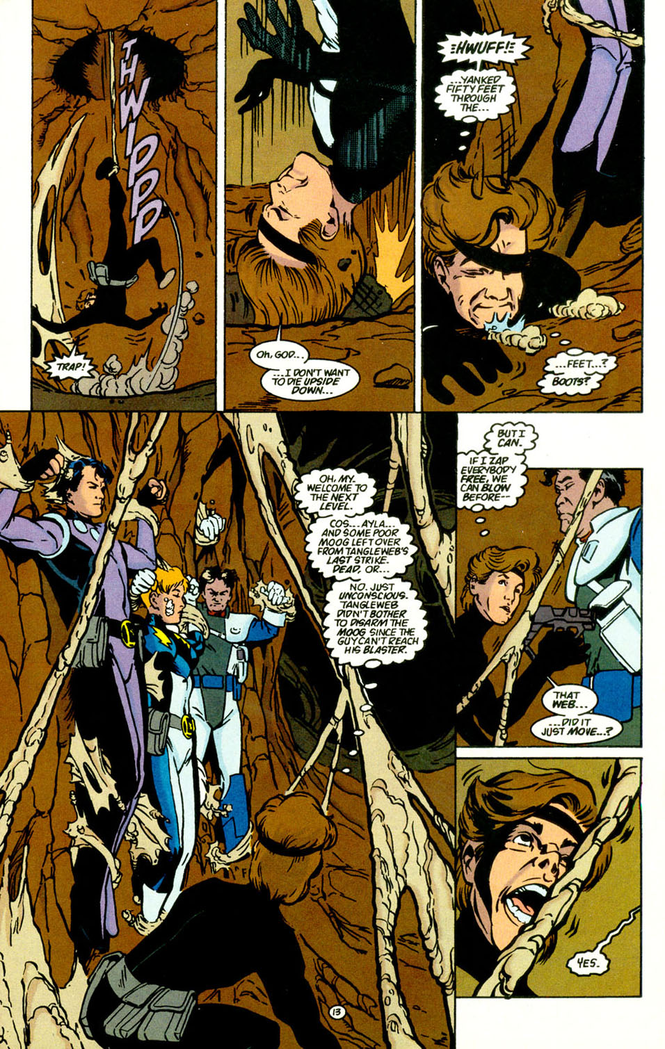 Legion of Super-Heroes (1989) 68 Page 14