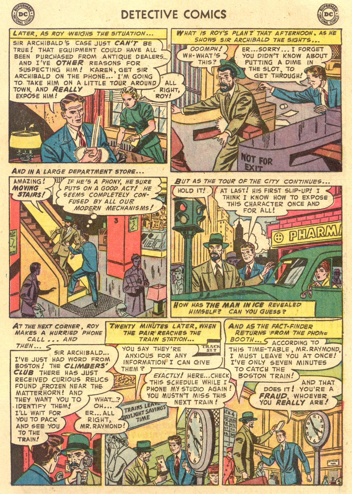 Read online Detective Comics (1937) comic -  Issue #194 - 21