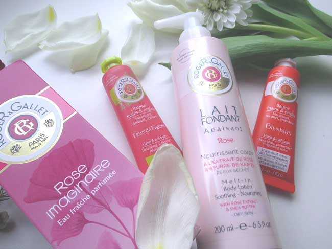 Roger & Gallet, Taking care of your hands, hand creams, escentual sale, The Style Guide Blog, Irish beauty blog, NI beauty blog, UK blogger
