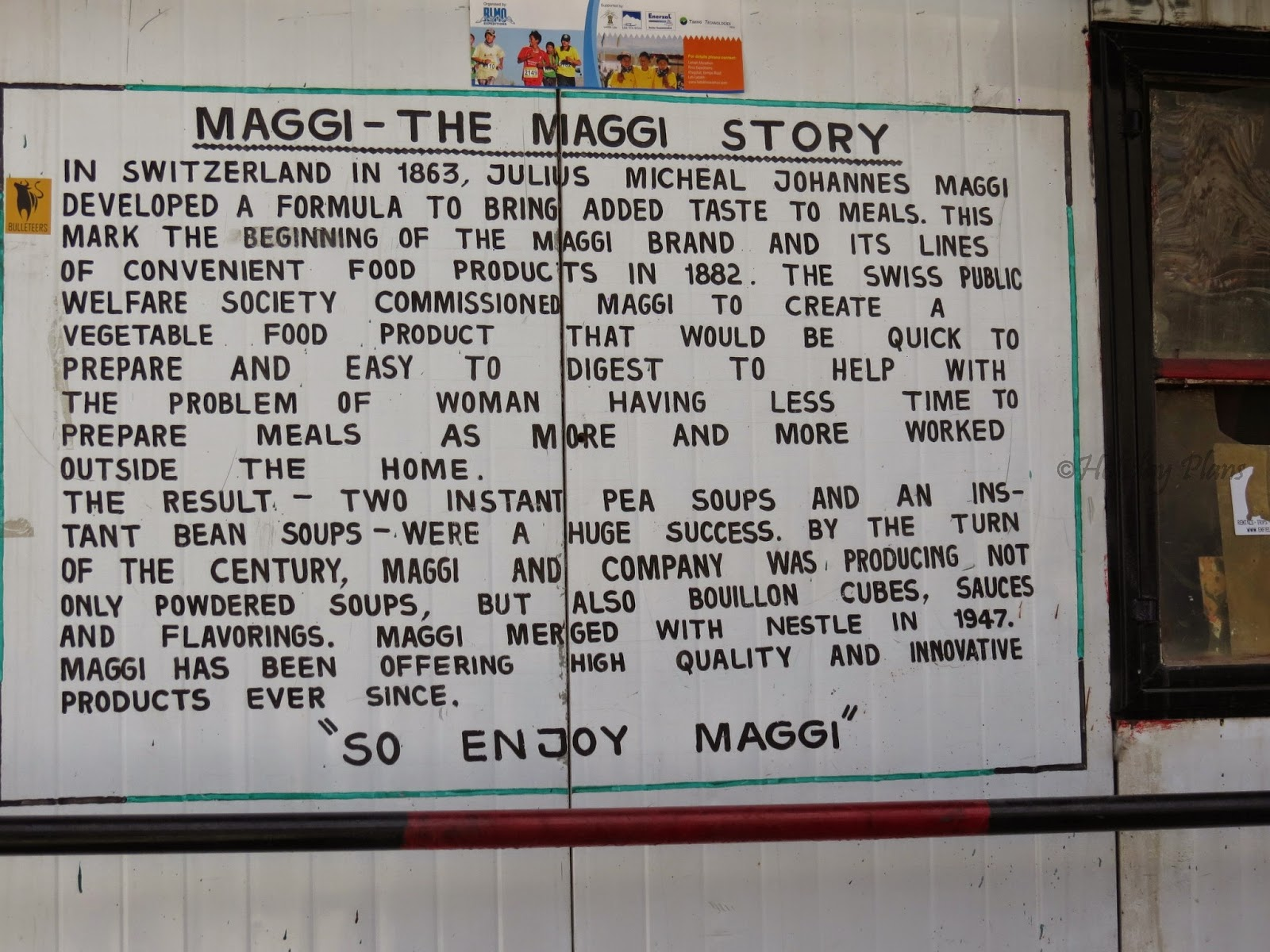 Maggi Story