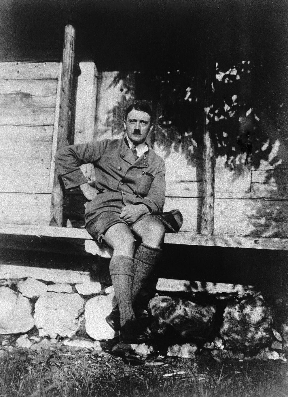 Hilarious Photos of Hitler Wearing Shorts and Knee-High ...