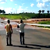 Represa rompe barragem, estoura e leva tudo o que há pela frente entre Itauçu e Itaberaí