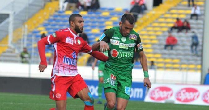 الرجاء مهدد بفقدان 3 لاعبين بارزين في الديربي