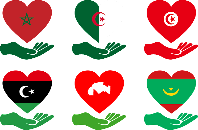 download flags alittihad almaghribi svg eps png psd ai vector color free #Morocco #logo #flag #svg #eps #psd #ai #vector #color #free #art #vectors #country #icon #logos #icons #flags #photoshop #illustrator #Libya #design #web #shapes #button #frames #Mauritania #Maghreb #Tunisia #Algeria