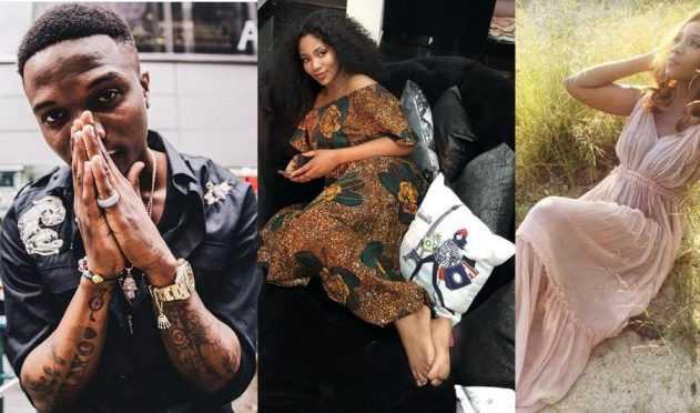 Wizkid Crushes on Genevieve Nnaji's Photo – Fans React