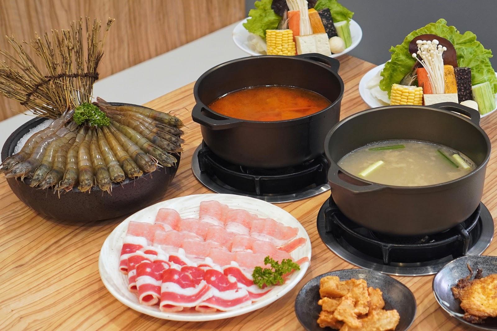 台南中西區美食【小蔡什鍋】餐點