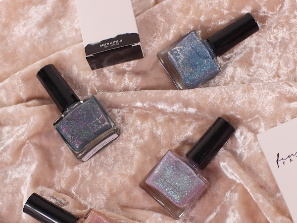Femme Fatale July 2017 New Releases Swatches & Review