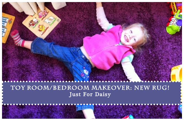 Just For Daisy :: Toy Room Makeover