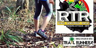 Riau Trail Run 2016 Sumatera taman hutan raya hasyim minas kabupaten siak riau