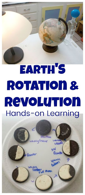 A Hands On Way to Teach about Earth's Rotation